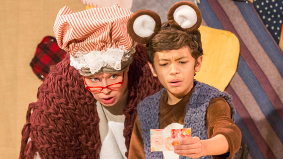 The Town Mouse and the Country Mouse | Production Photos