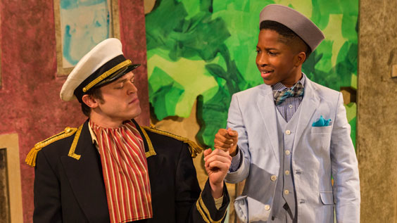 Stuart Little Production Photos