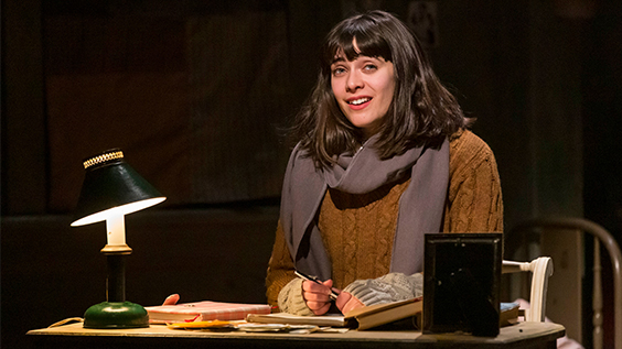 The Diary of Anne Frank Production Photos