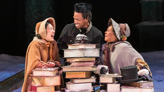 Irt Christmas Carol 2020 Indiana Repertory Theatre