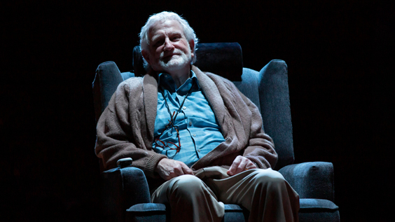 Tuesdays with Morrie Production Photos